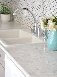 Small Picture formica marble look countertops kitchens Pinterest