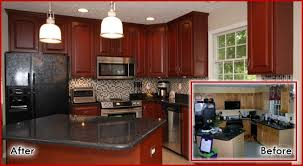 average cost of kitchen cabinet refacing. Now, The Household Designs Advancement Are Extremely Easily, And Additionally Here In Average Cost To Reface Kitchen Cabinets Pic Stock One Can Find A Of Cabinet Refacing Innocent Ami