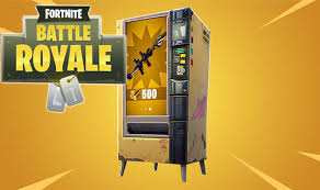 Vending Machines Manchester Impressive Fortnite Vending Machines LIVE New Battle Royale Featured Added