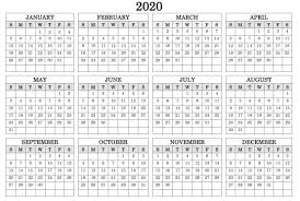 If you searching for the printable calendar 2020 with holiday then you are at the idol spot to find the solution to your problem, the calendar we will provide you here are absolutely free of cost. Yearly 2020 Calendar Free 12 Month 2020 Calendar Printable