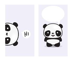 Kawaii Panda Wallpapers - Wallpaper Cave