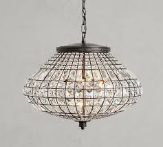 adora crystal chandelier