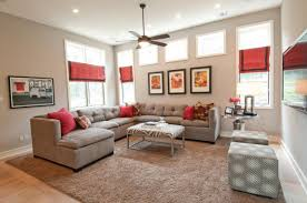 Interior Design Idea For Living Room High Living In A Room With Stylish Contemporary Interior Design
