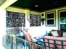 apartment patio privacy ideas. Apartment Patio Screen Privacy Ideas Balcony Porch .