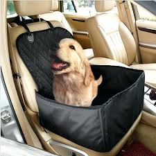 car seat dog cover waterproof pet car seat cover single front rear seat cover protector pet