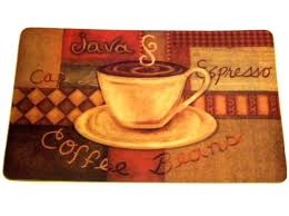kitchen cushion mat coffee cup rugs full size