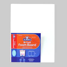 Foam Board Display Stand Elmer's BiFold Foam Board Walmart 86