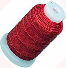 Superlon Thread Size Chart Simply Silk Beading Thick Thread Cord Size Fff 0 016 Inch 0 42mm Spool 92 Yards Compatible With Kumihimo Super Lon Maroon 5040bs