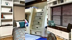 Smart Bedroom Storage Design Ideas   YouTube