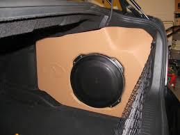 2007 m35 subwoofer installation nissan forum nissan forums image