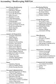 a list of skills list skills put resume luxury how general template job hospitality