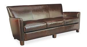 t leather sofa
