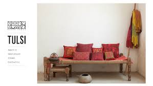 Small Picture Indian textile designer Neeru Kumar launches an online portal