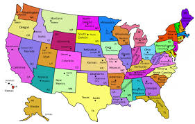 Image result for states map