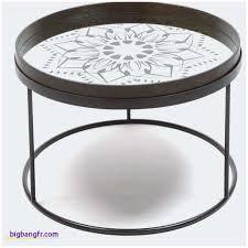 Frais Table Basse En Metal Inspirational Table Ronde Bois De Table ...