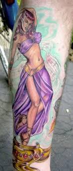 Genie Tattoos Tattoo Ideas Artists And Models