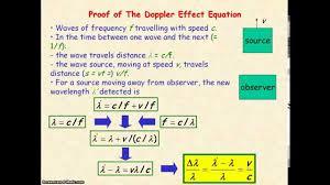 astro 08 doppler effect red shift of light