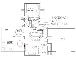 Sf House Plan And Garage   Free Online Image House Plans    Split Level Floor Plans on sf house plan and garage