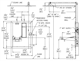 sink plumbing rough in dimensions wpyzinfo luxury drain height for bathroom sink