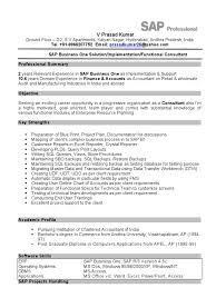 Luxury Sap Apo Gatp Resume Adornment Examples Professional Resume