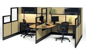 contemporary cubicle desk home desk design. Contemporary Modular Office Furniture Awesome Cubicle Home Modern Desk Design