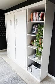 murphy bed office. Modern Single Bedroom Murphy Bed Diy Office Guest Playroom Murphy Bed Office
