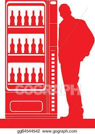 Vending Machine Clip Art Beauteous Vector Art Vending Machine EPS Clipart Gg48 GoGraph