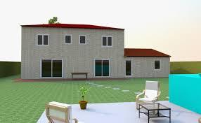 Exceptional ... Sweet Home 3d Maison A Etage Frais Plan De Maison Sweet Home 3d Finest  Plan De ...