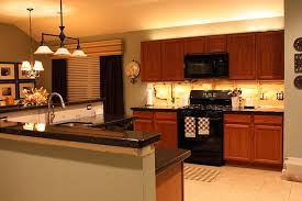 top of cabinet lighting. Not In Love With The Wood Cabinets, But Lights Above Cabinets Are Cool Top Of Cabinet Lighting A