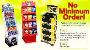Cardboard Display Stands Australia