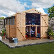 billyoh 4000 10 x 10 shed