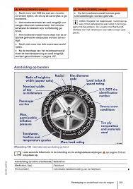 Handleiding Volkswagen Up Pagina 203 Van 272 Nederlands
