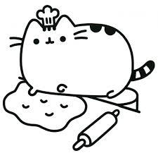 Cat Coloring Pages 9 25123 Unique Chibi Cat Coloring Pages Karen