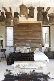 lighting fixtures for bedroom. Rustic Bedroom With Drum Lighting Fixtures For O
