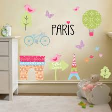 bedroom childrens kids themed wall decor room stickers sets bedroom art likable decorating ideas mirror