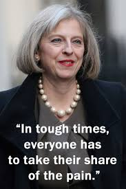 Theresa May Quotes. QuotesGram via Relatably.com