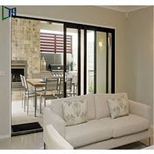 lift balcony s tempered frame patio doors system and exterior metal aluminum design sliding glass door
