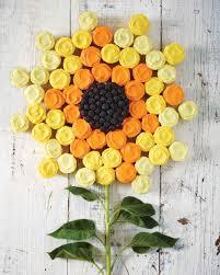 Sunflower Themed Kitchen Decor Garden Party Ideas Martha Stewart