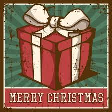 Poster segnaletica vintage di buon Natale rustico - Scarica Immagini  Vettoriali Gratis, Grafica Vettoriale, e Disegno Modelli
