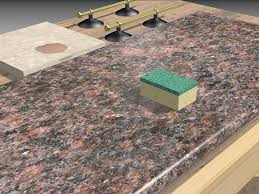 how to seam granite 13 steps with pictures wikihow intended for glue countertop ideas 25