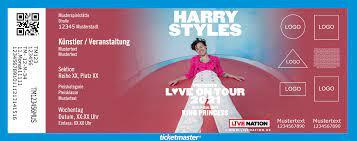 Harry Styles Tickets in Berlin on