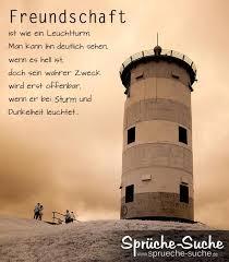 Sprüche Freundschaft Leuchtturm Sprüche Suche