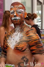 kiss my fairy tiger