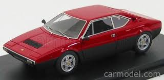 Introduced at the geneva motor show in 1975, the 208 gt4 was. Bbr Models Bbr146e Scale 1 43 Ferrari Dino 208 Gt4 2 2 Coupe 1975 Red Matt Black