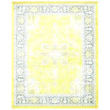 grey blue yellow area rug gray and rugs cool home goods square in furniture marvelous