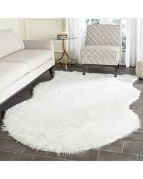 safavieh safavieh faux silky safavieh faux sheepskin rug for area rugs 8