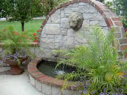 Outside Water Fountain Designs Water Feature Design Installation In Kansas City