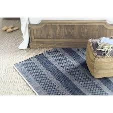 estate hand woven blue indoor outdoor area rug rugs menards