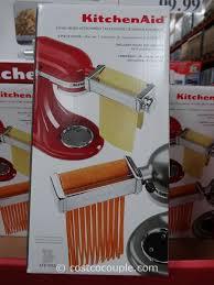 kitchenaid pasta maker. kitchenaid pasta roller and cutter set costco 2 kitchenaid maker d