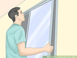 image titled replace sliding glass door rollers step 05